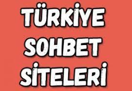 Türkiye Sohbet Türkiye Chat
